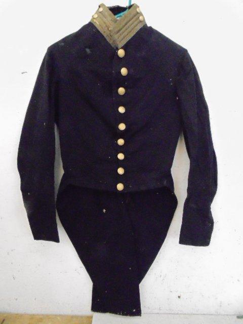 Civil War S.C. State Militia Uniform officer coat