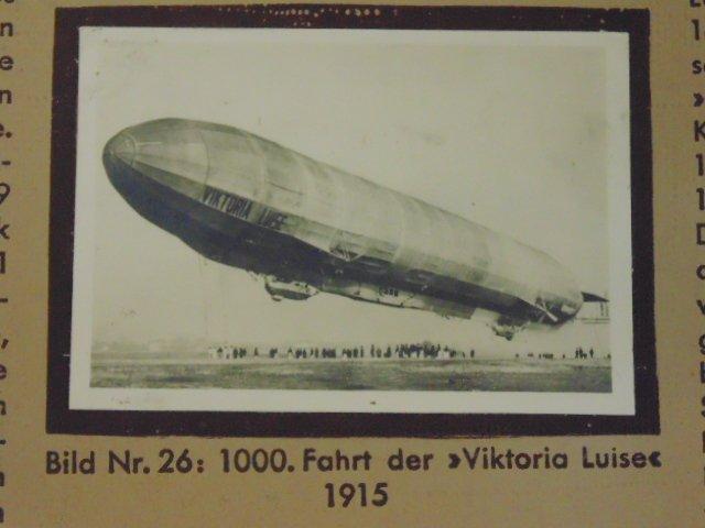 """Book, """"Zeppelin-Weltfahrten"""", 1932 - 5"""