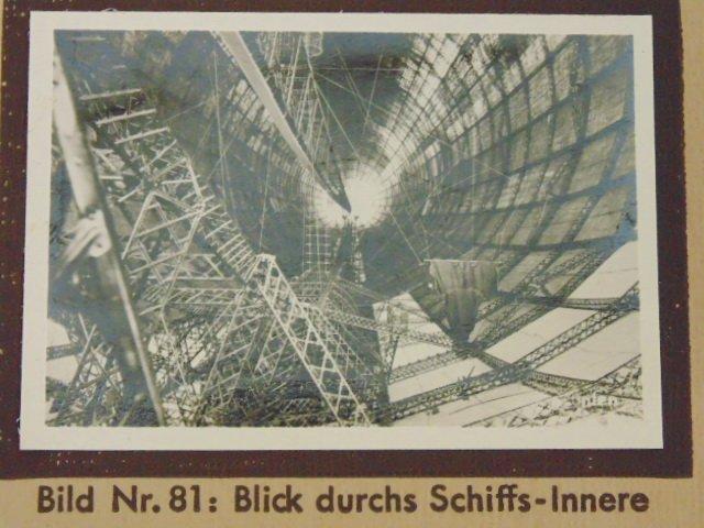 """Book, """"Zeppelin-Weltfahrten"""", 1932 - 9"""
