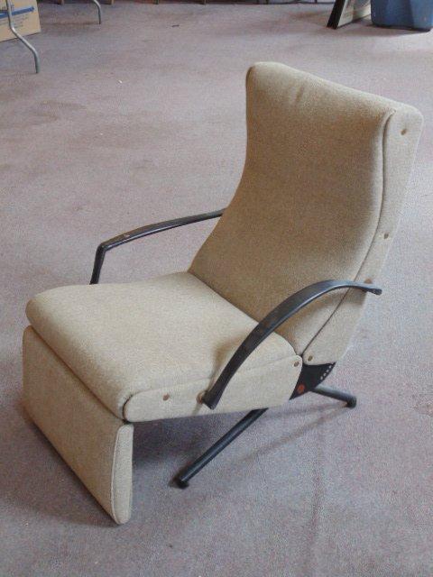 Lounge Chair by Osvaldo Borsani for Techno
