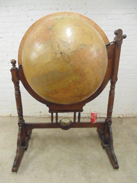 Lg German Terrestrial globe DIETRICH REIMERS