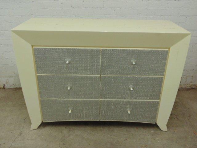 Dakota Jackson chest drawers