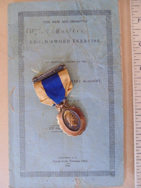 """Medal, """"Sons of the revolution"""" number 799,"""