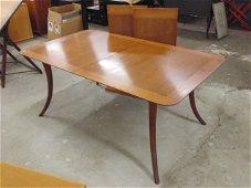 Dining room table by Robsjohn Gibbings for Widdicomb