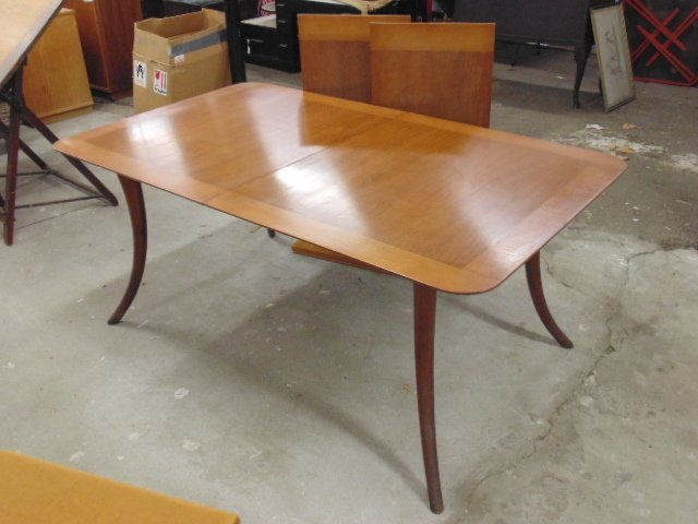 Dining room table by Robsjohn Gibbings for Widdicomb