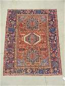 Persian scatter rug 6 by 48