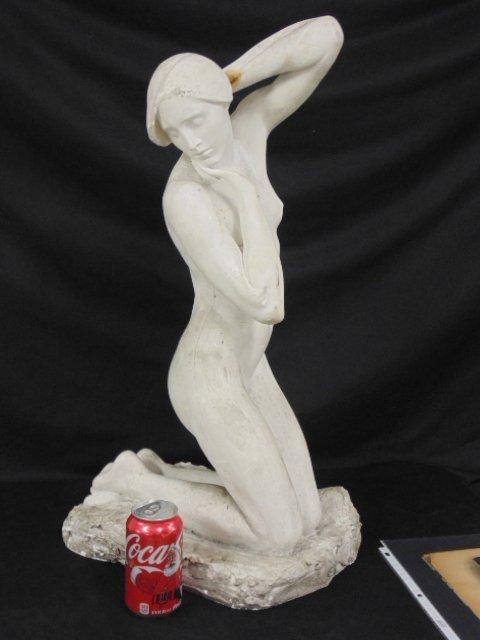 Fragilina, by Attilio Piccirilli, plaster study