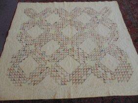 Quilt, Geometric Designs