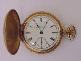 American Waltham Watch Co. Pocket Watch, 14k