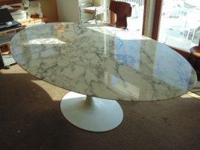 Marble Top Saarinen Ding Room Table