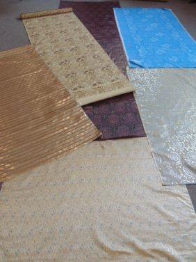Asian fabric & Japanese weaving