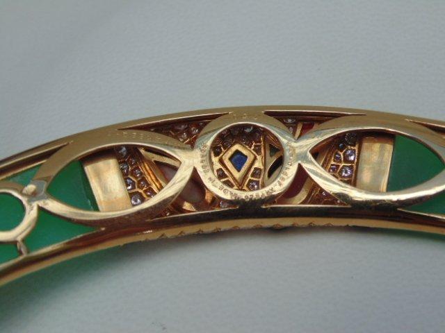 Van Cleef & Arpels Egyptian Revival 18K yellow gold - 7
