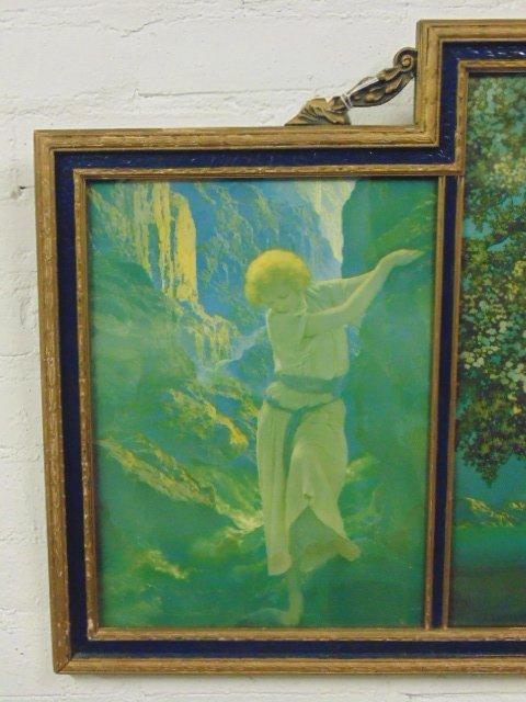 Maxfield Parrish triptych - 2