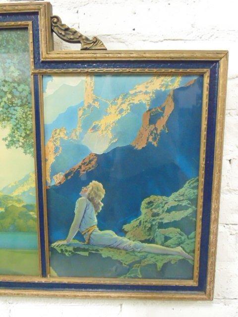 Maxfield Parrish triptych - 4