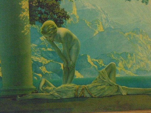 Maxfield Parrish triptych - 6
