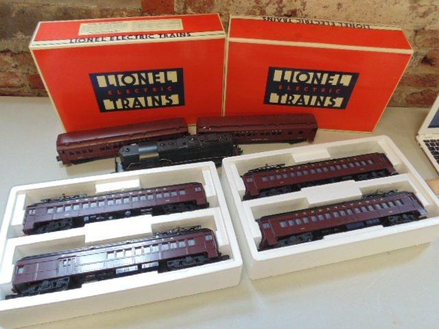 Lionel train lot, Pennsylvania