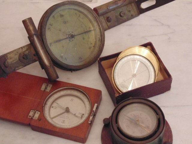 Large lot of (optical) scientific instruments - 5