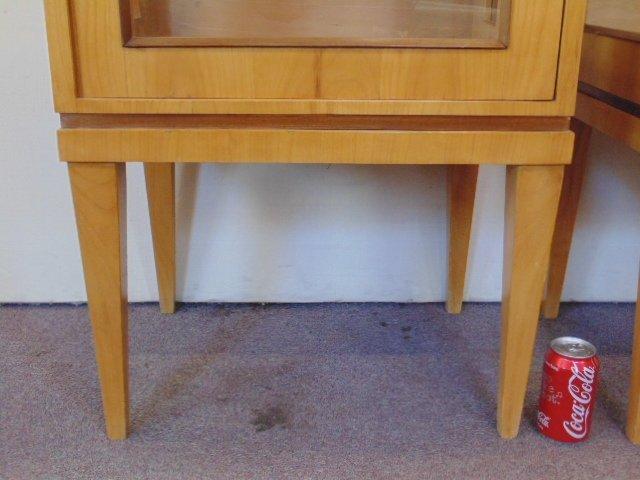 Pair Biedermeier cabinets - 6