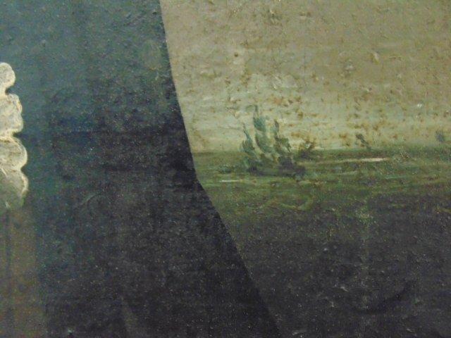 Painting, Swedish officer Greve Knut Posse - 4