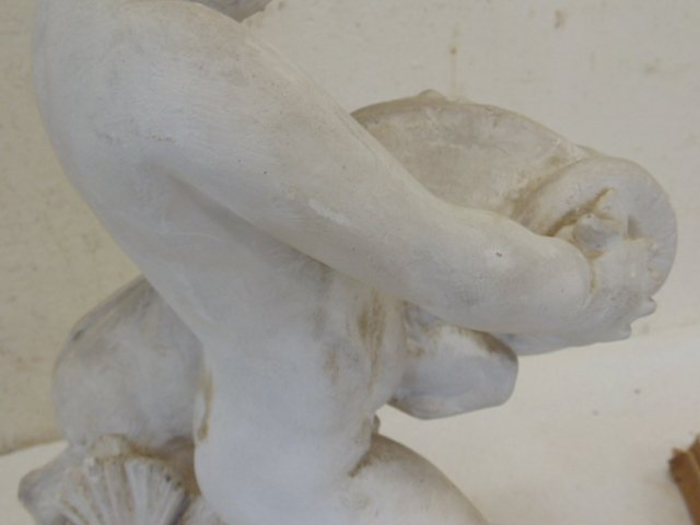 Study in plaster, boy with ram, by Attillio Piccirilli - 9