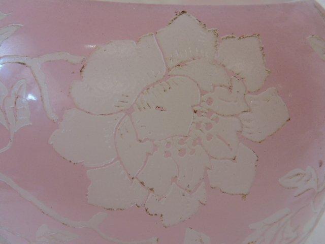 Acid cut Steuben artglass vase - 2