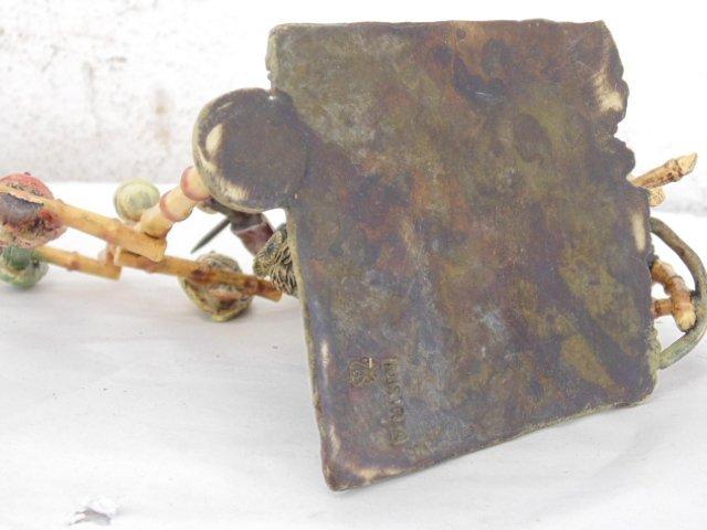Bergman Vienna bronze, North African figure - 7
