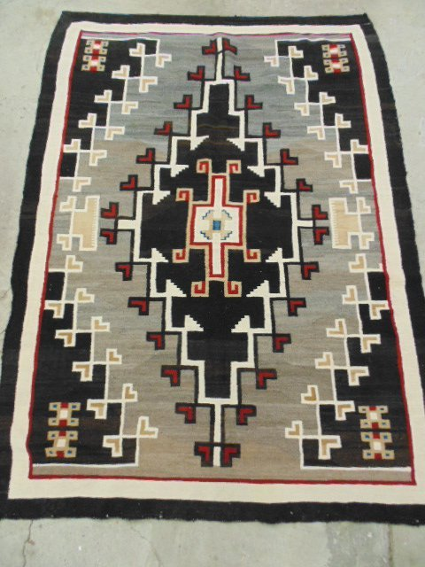 Native American Indian Navajo blanket