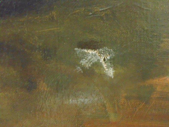 Painting, 3 nude figures,  G. Hunter Jones - 7