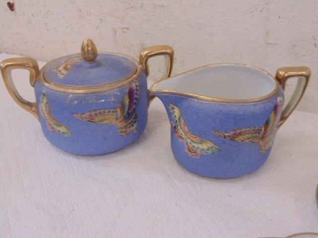 Nippon porcelain tea set - 5