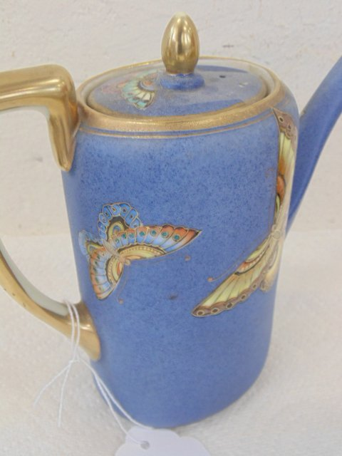 Nippon porcelain tea set - 7