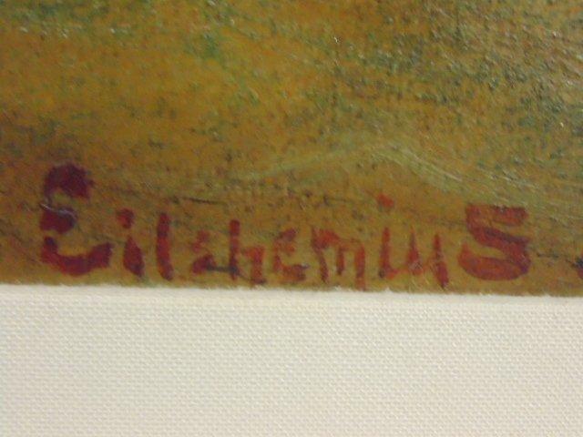Painting, shore with figure, Louis Eilshemius - 5