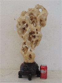 Large Chinese scholar rock,
