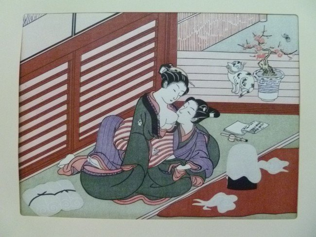 009: Ukiyoe, JAPAN