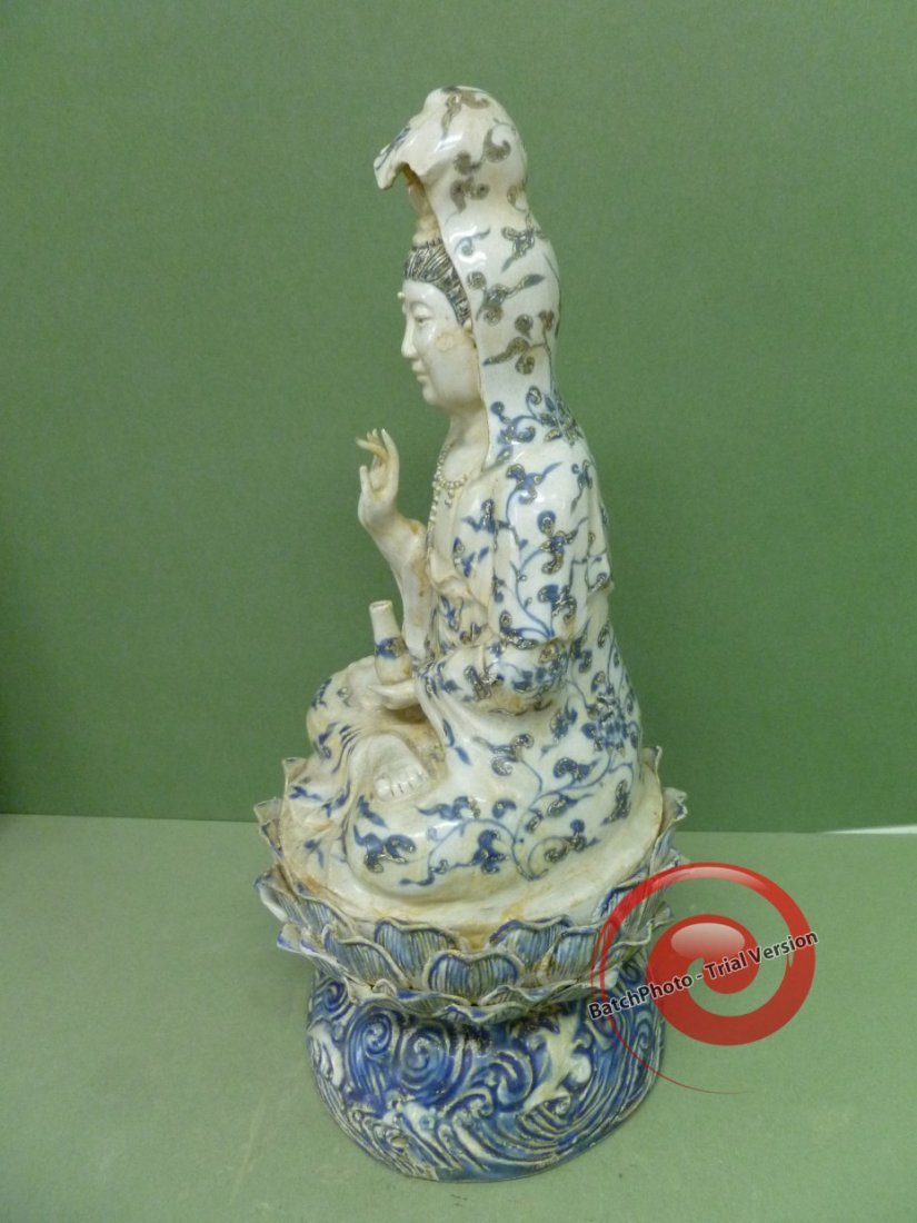 158: LARGE CENTRAL CHINA GUANYIN - 2