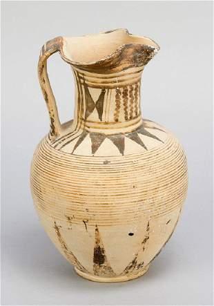 An early Proto-Corinthian oinocoe