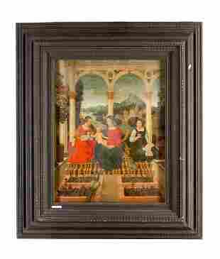 Ludovico Mazzolino (1480/81-1530)-manner