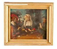 Lucas van Leyden (1494-1533)-follower