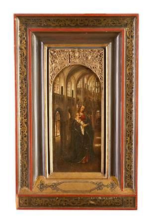 Jan van Eyck (1390- 1441)-follower