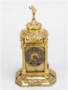 South German clock