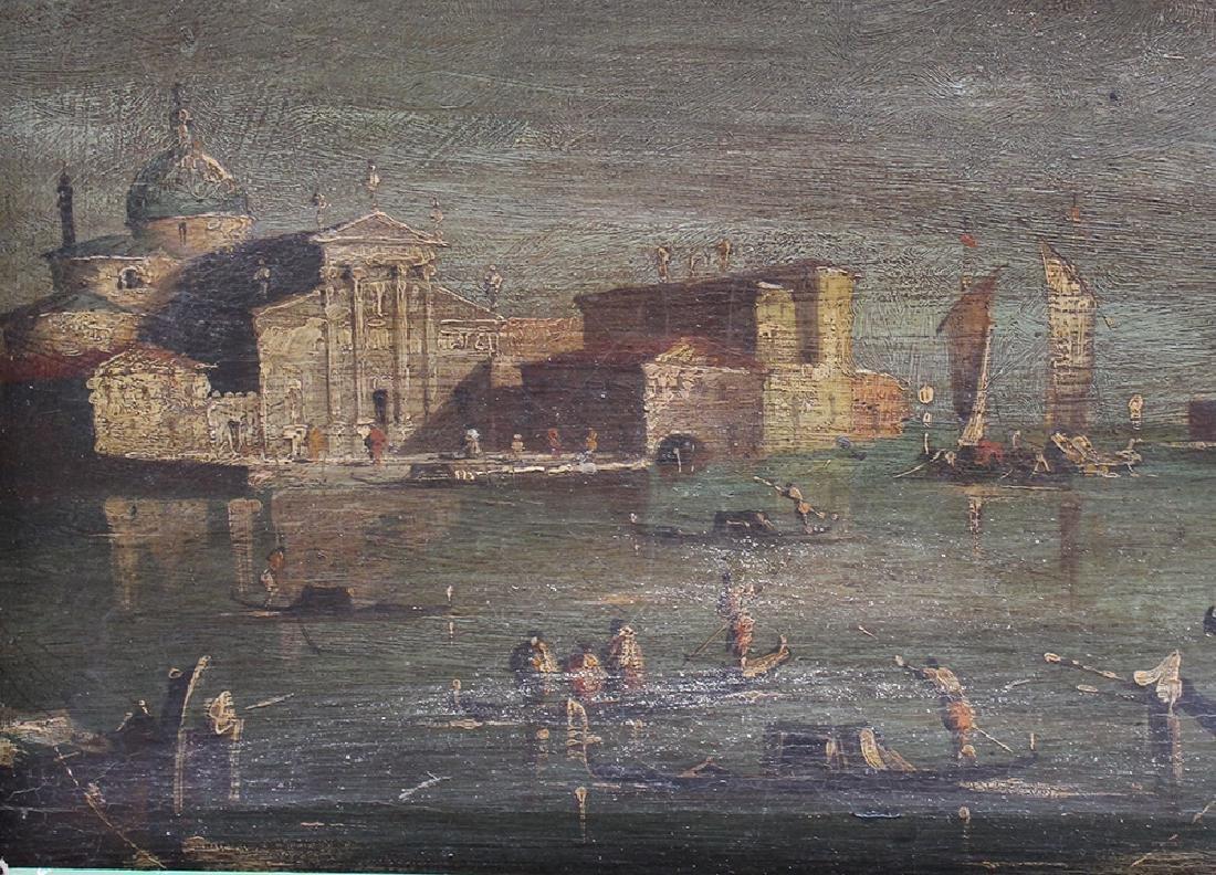 Francesco Guardi (1712-1793)-manner - 3