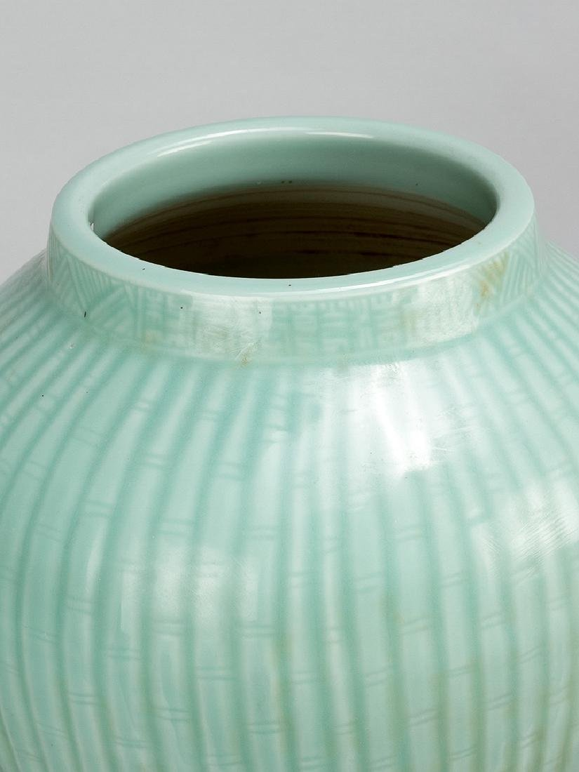 Chinese Meiping porcelain vase - 2