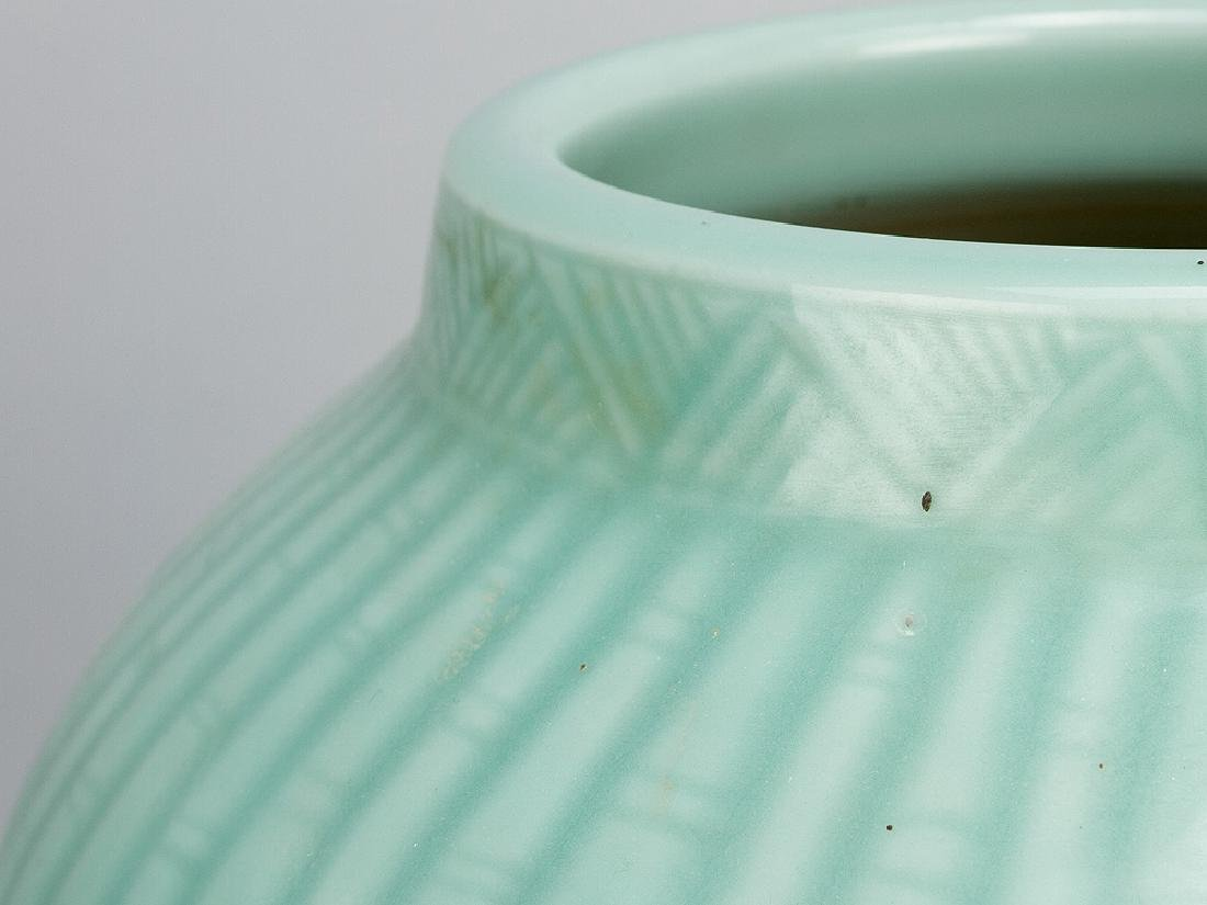 Chinese Meiping porcelain vase - 3