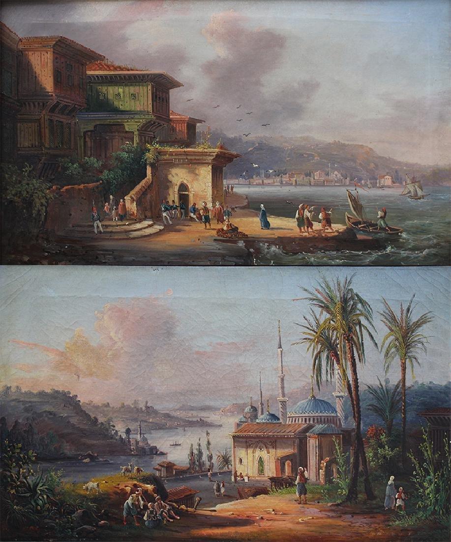 Orientalist mid of 19th Century