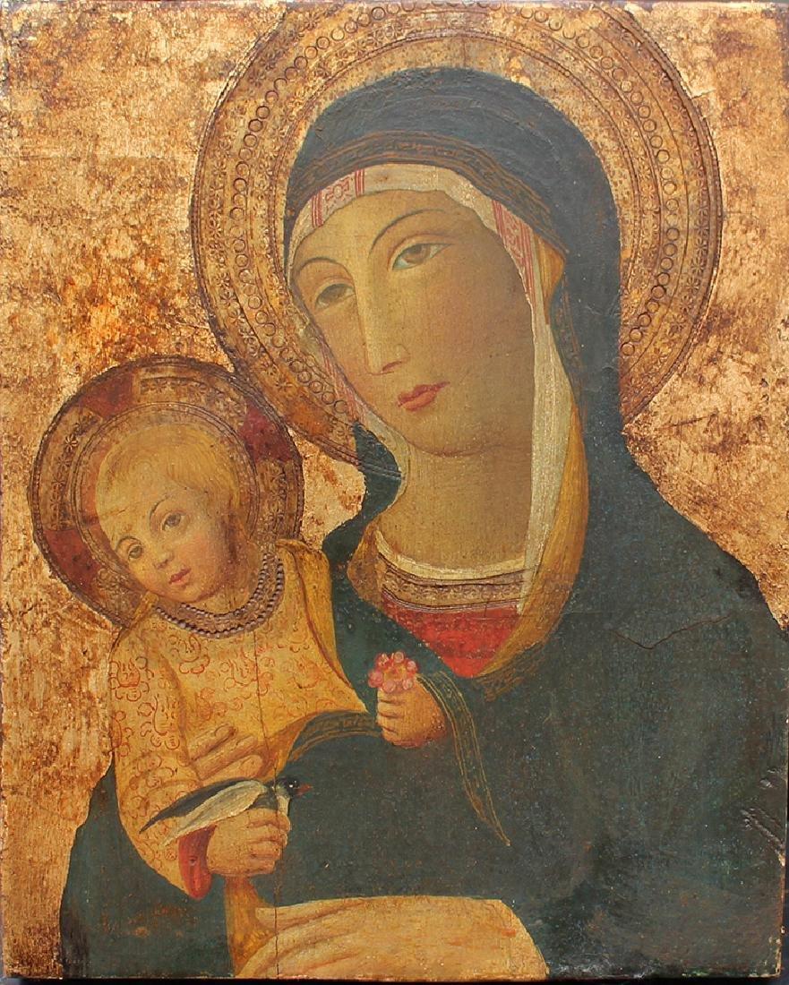 Sano di Pietro (1406-1481)-manner