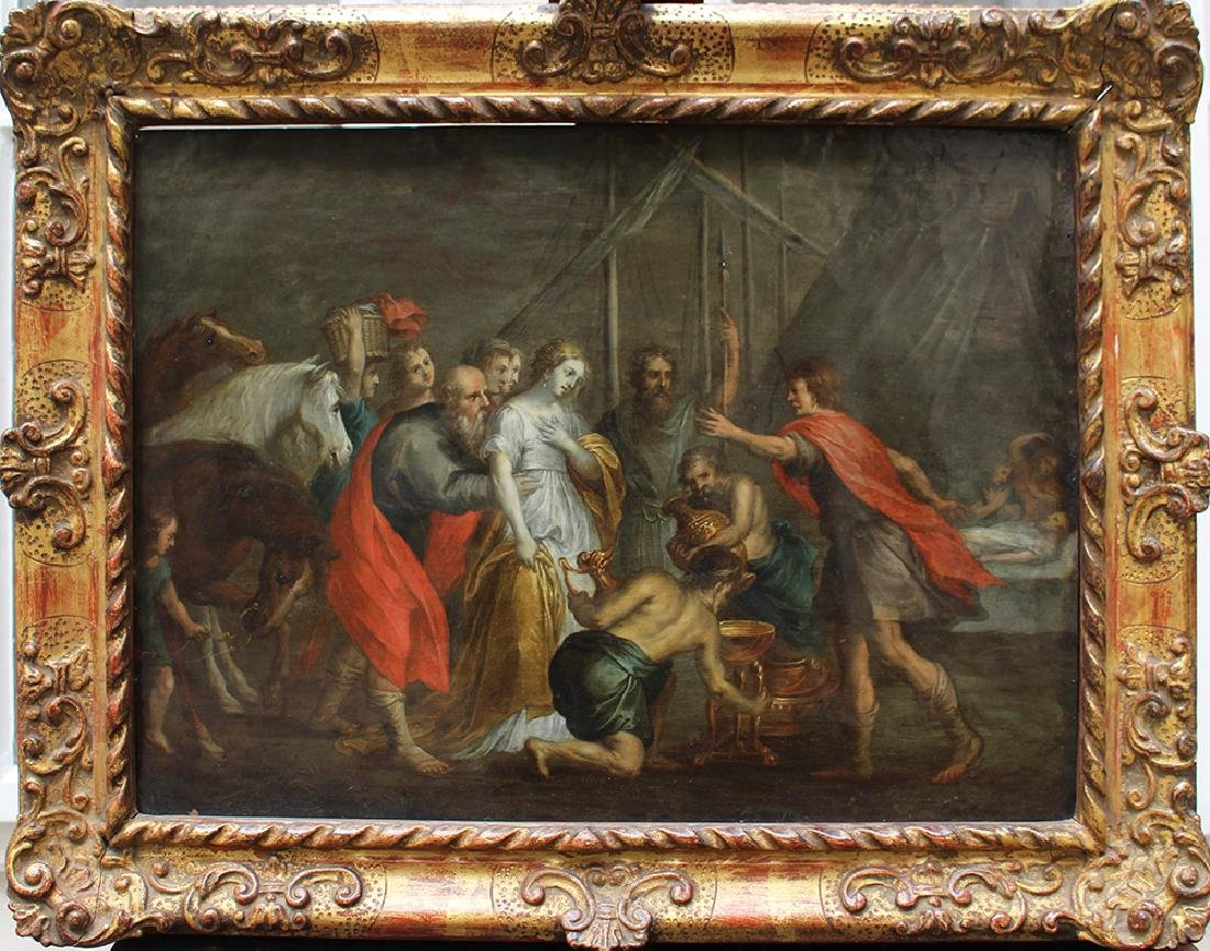 Peter Paul Rubens (1577-1640)-circle