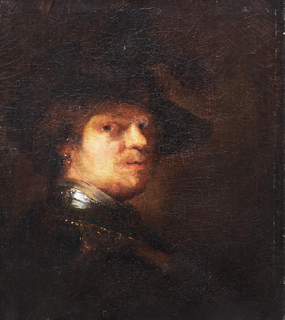 Rembrandt Harmenszoon van Rijn (1606-1669)-school