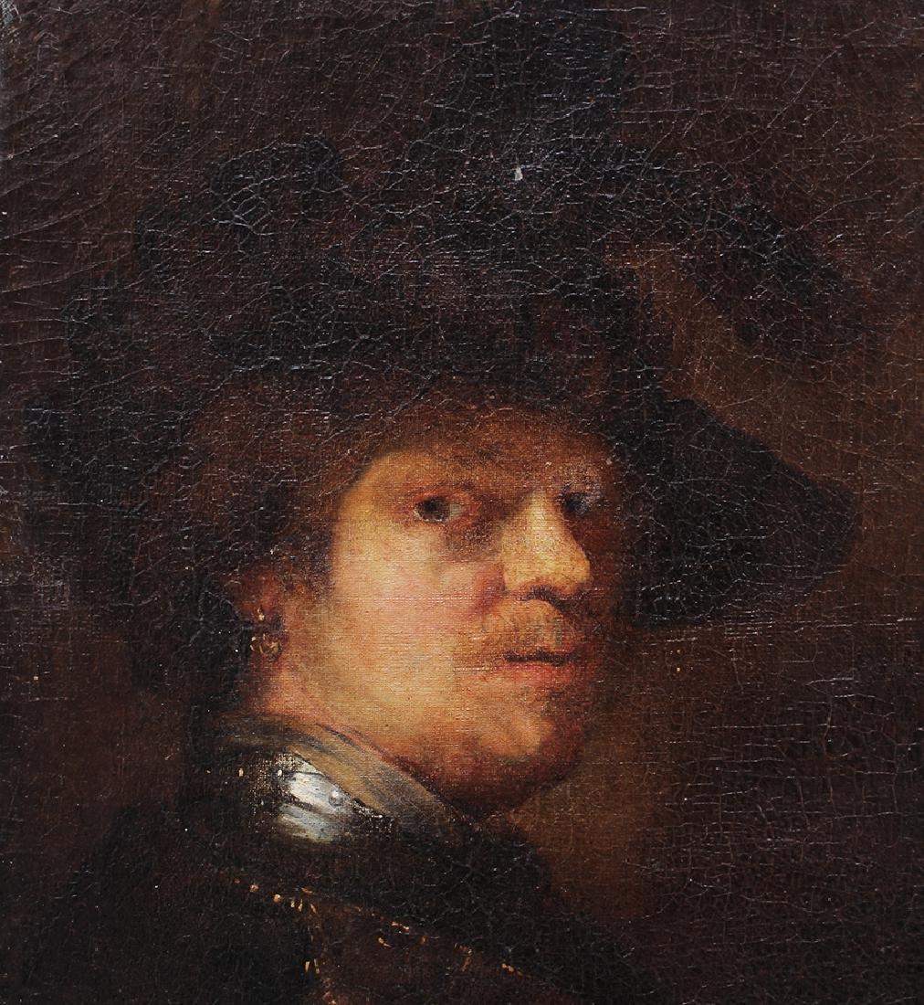Rembrandt Harmenszoon van Rijn (1606-1669)-school - 2