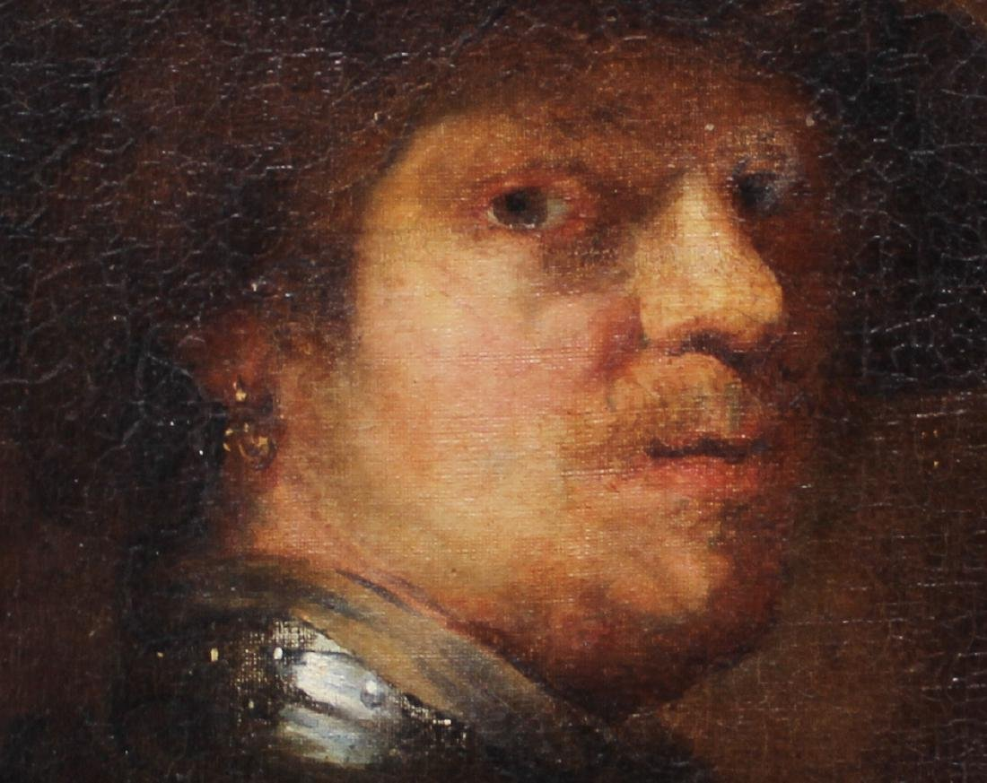 Rembrandt Harmenszoon van Rijn (1606-1669)-school - 3