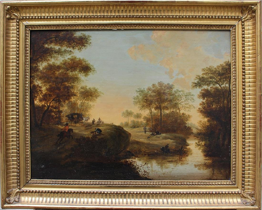 Pieter Meulener (1602-1654)-attributed
