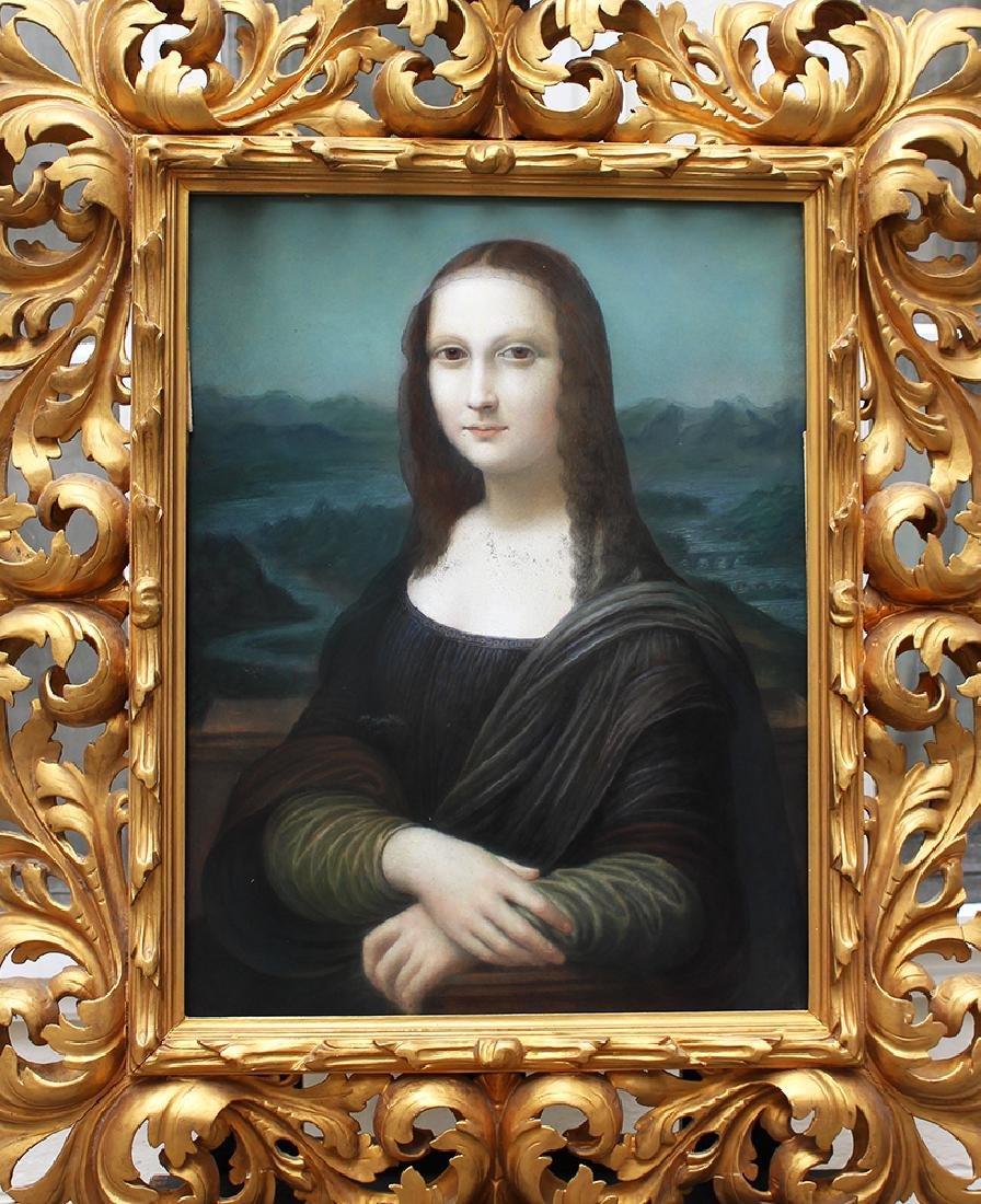 Leonardo da Vinci (1452-1519)-after